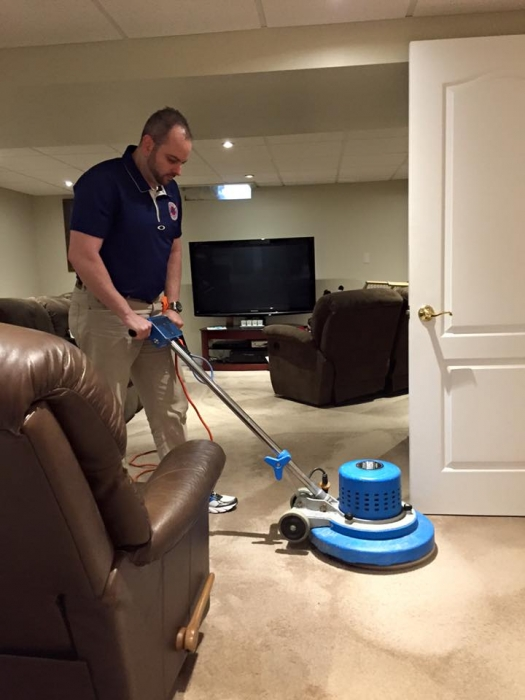 Carpet Cleaning Barrie Ontario